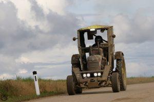 Traktorrennen Reingers